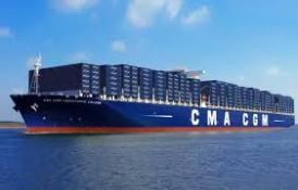 cmacgm container