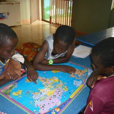 puzzle orphanage