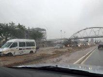 rainfall accra
