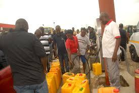 shortage fuel